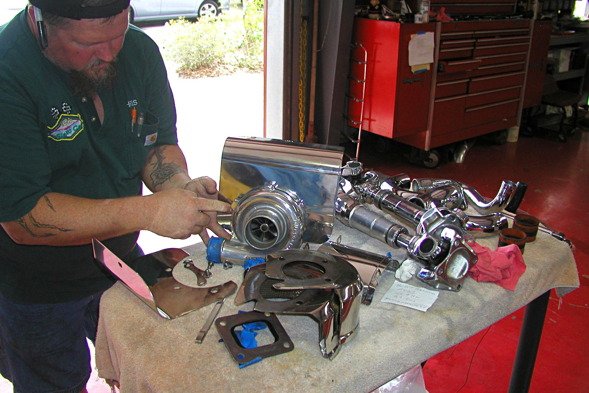 038 1974 Pantera GTS Twin Turbo