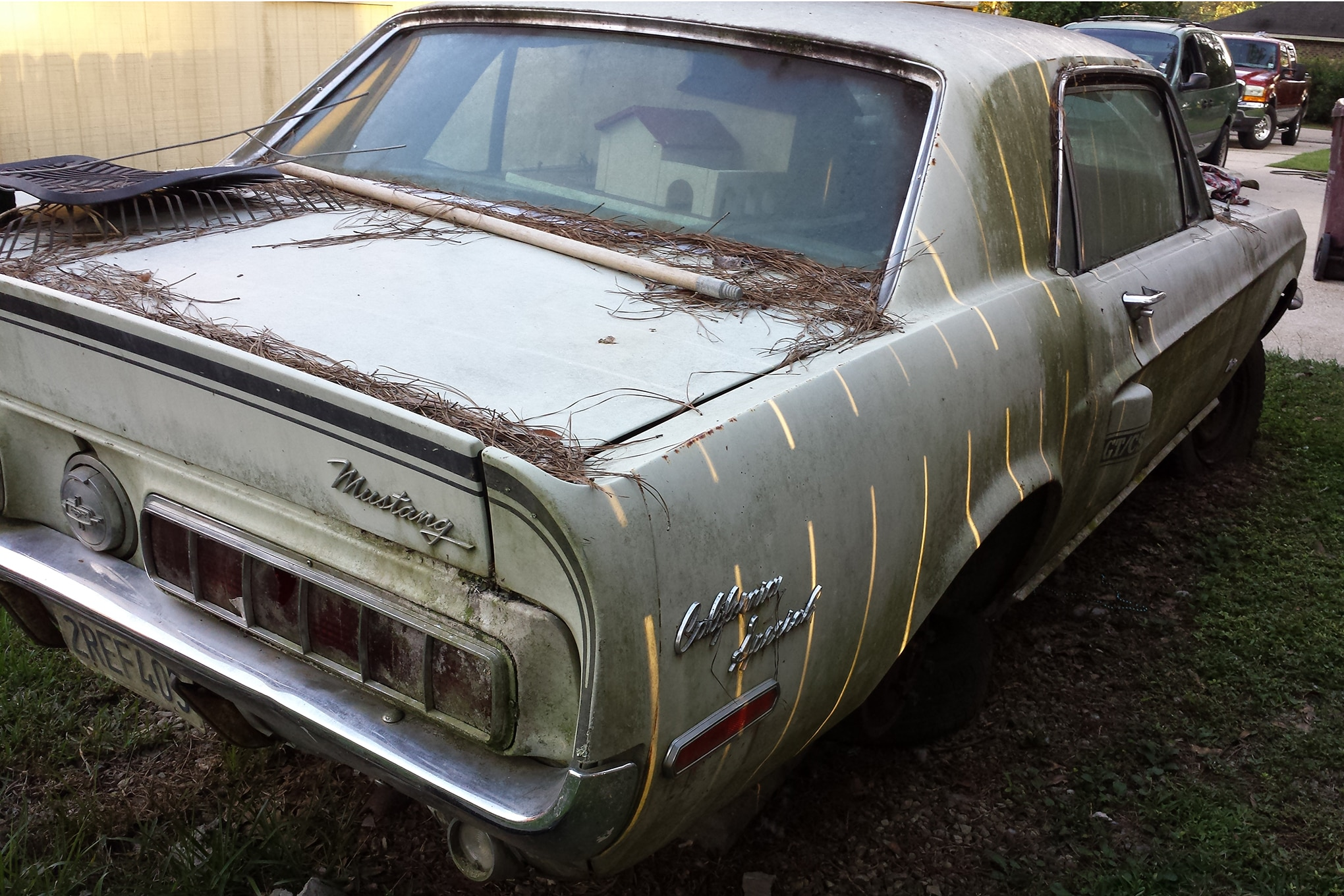 002 RareFinds 1968 CaliforniaSpecial Heasley