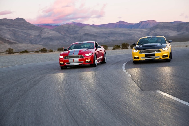 2015 Ford Mustang Shelby Track Testing 52