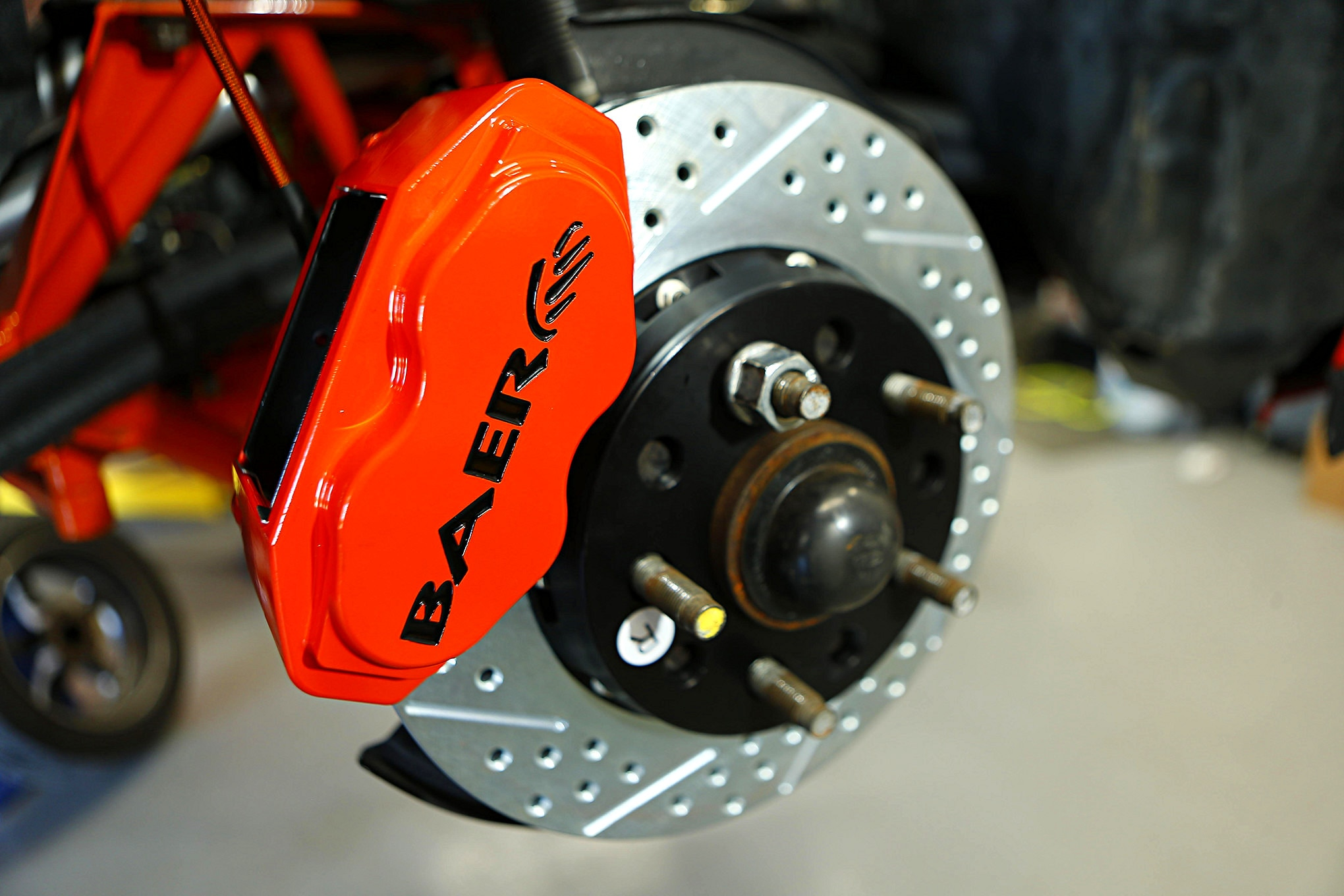 Baer Brakes Install New Edge 023