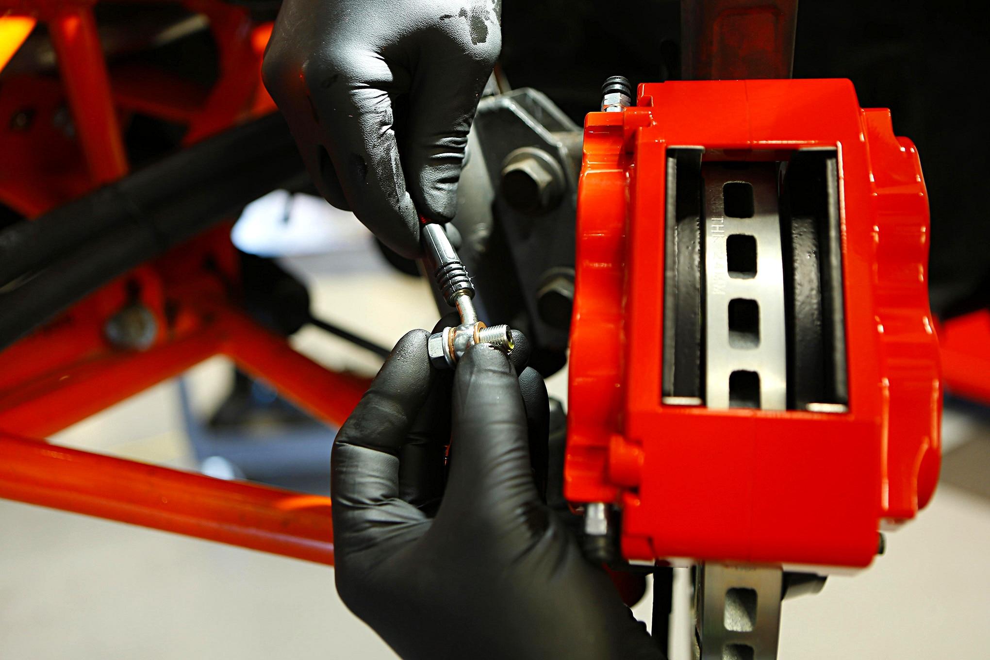 Baer Brakes Install New Edge 019