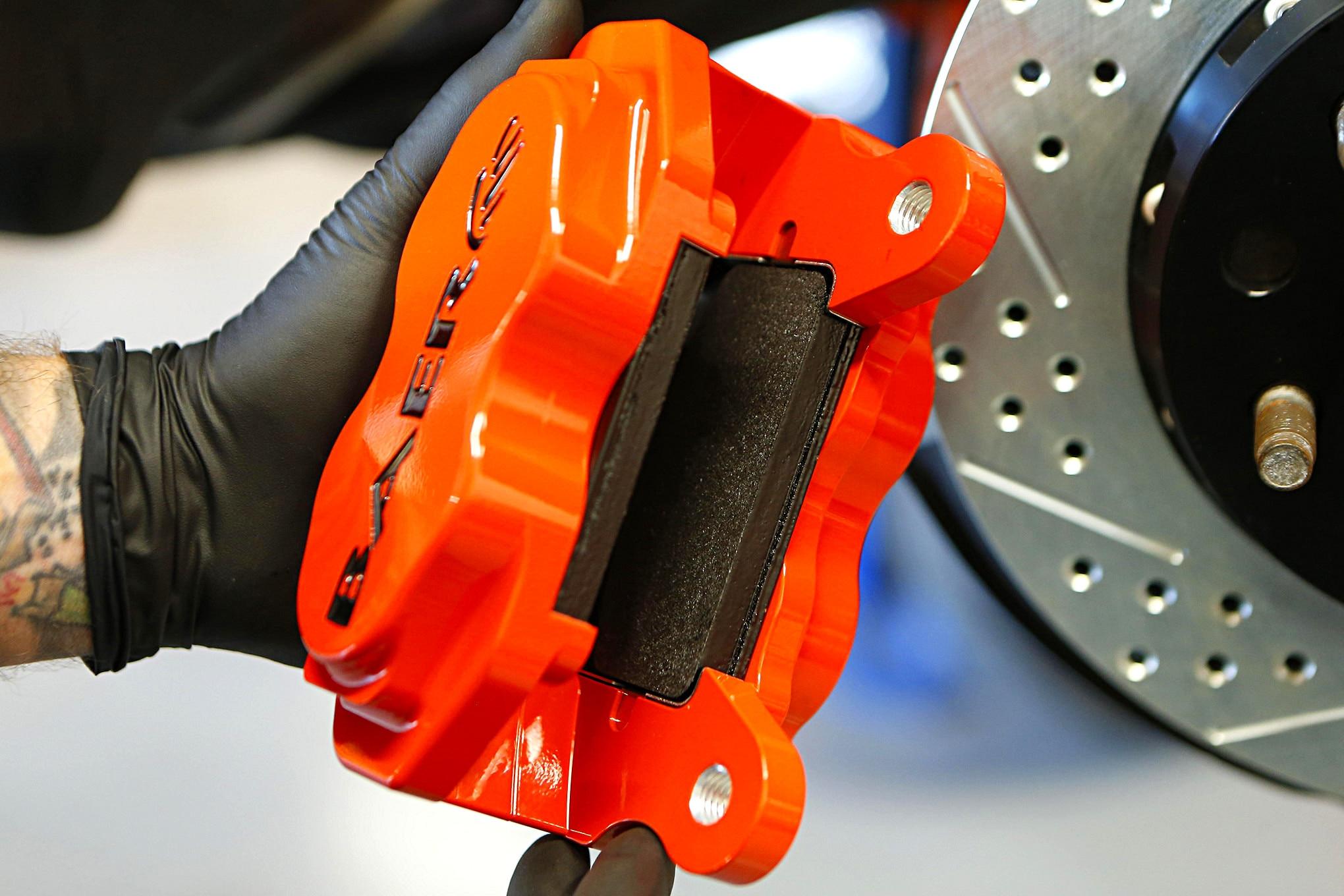 Baer Brakes Install New Edge 011