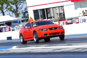 Shave weight & stopping distance with Baer's affordable Deep Stage Drag Race brake kit