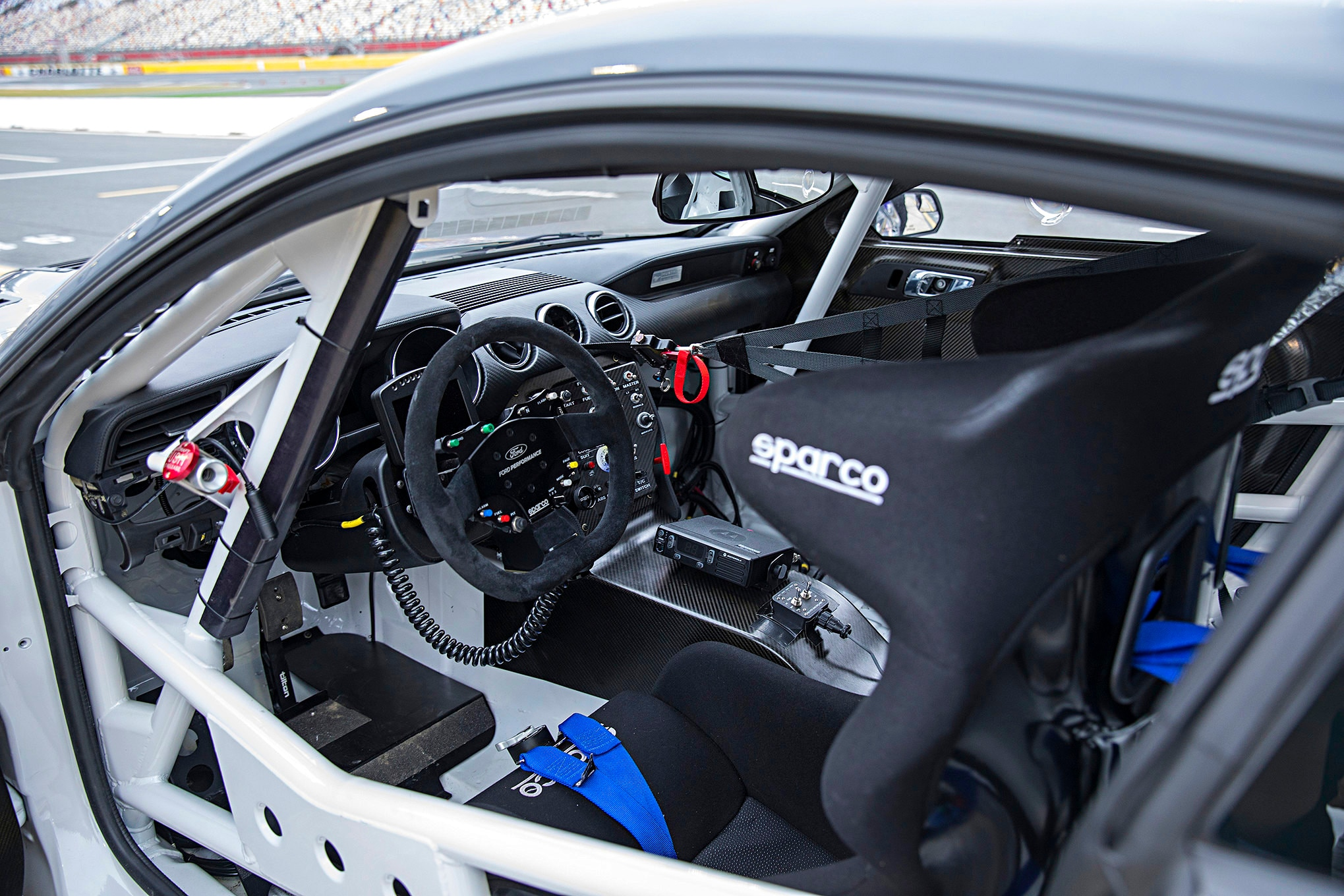 Gt350 Gt4 Ford Mustang Race Car Jr Pesek 023