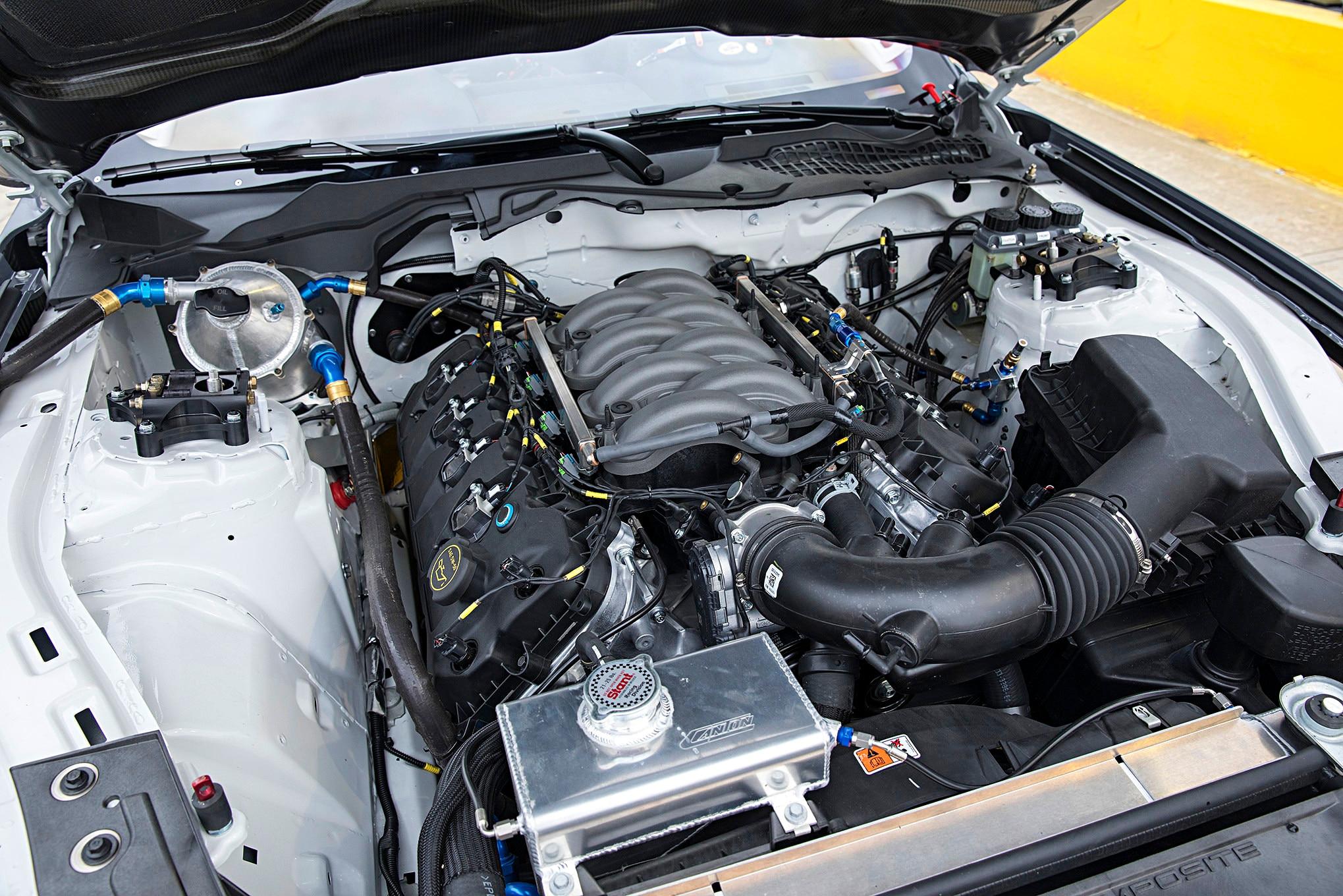 Gt350 Gt4 Ford Mustang Race Car Jr Pesek 005