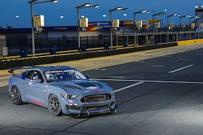 Rethinking Sports Car racing, Ford Performance is offering a race car for the masses with the GT4 Mustang