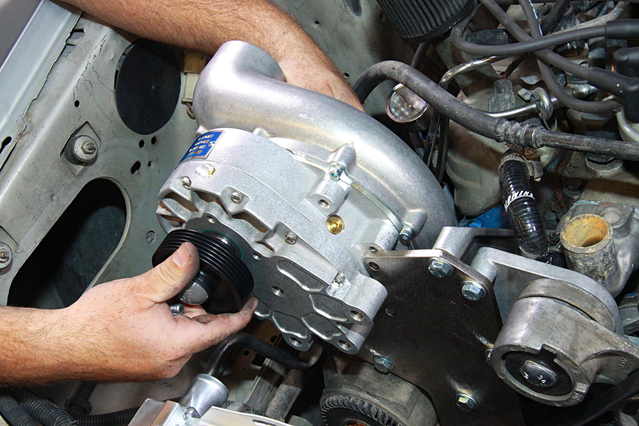 015 Vortech Supercharger Mustang
