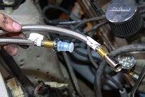 013 Vortech Supercharger Mustang Fuel Line