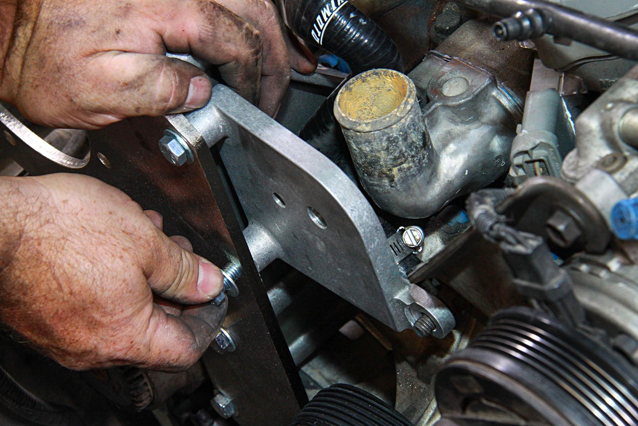 011 Vortech Supercharger Mustang Tensioner