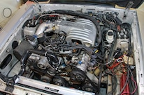 003 1993 Mustang Engine Compartment