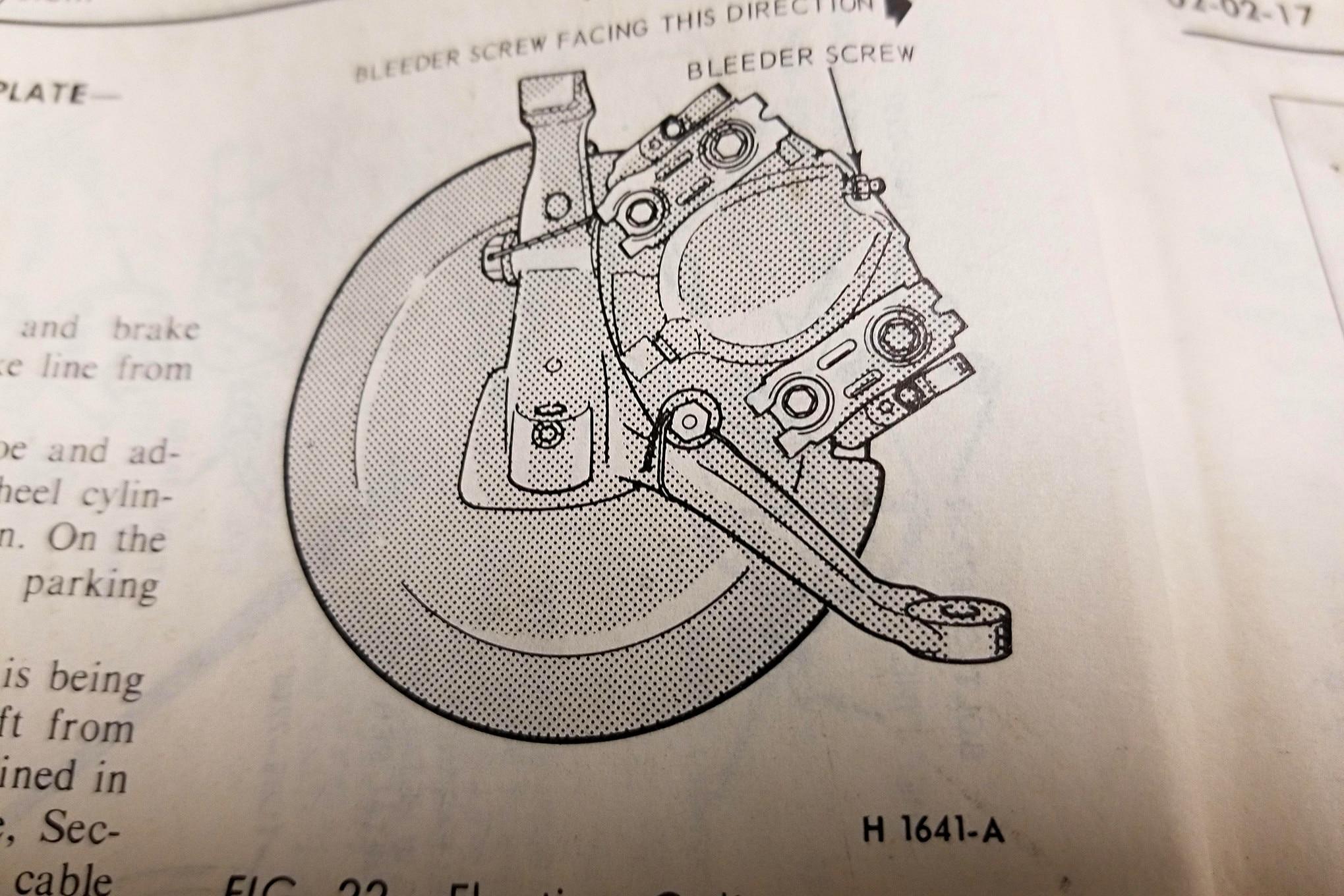 001 Factory Mustang Disc Brakes