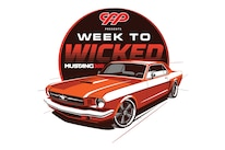 1966 Ford Mustang Week To Wicked 1
