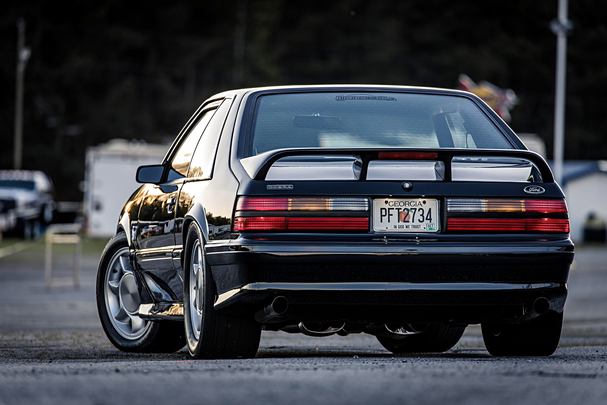 Brad Brand Fox Cobra Mustang Turbo 018