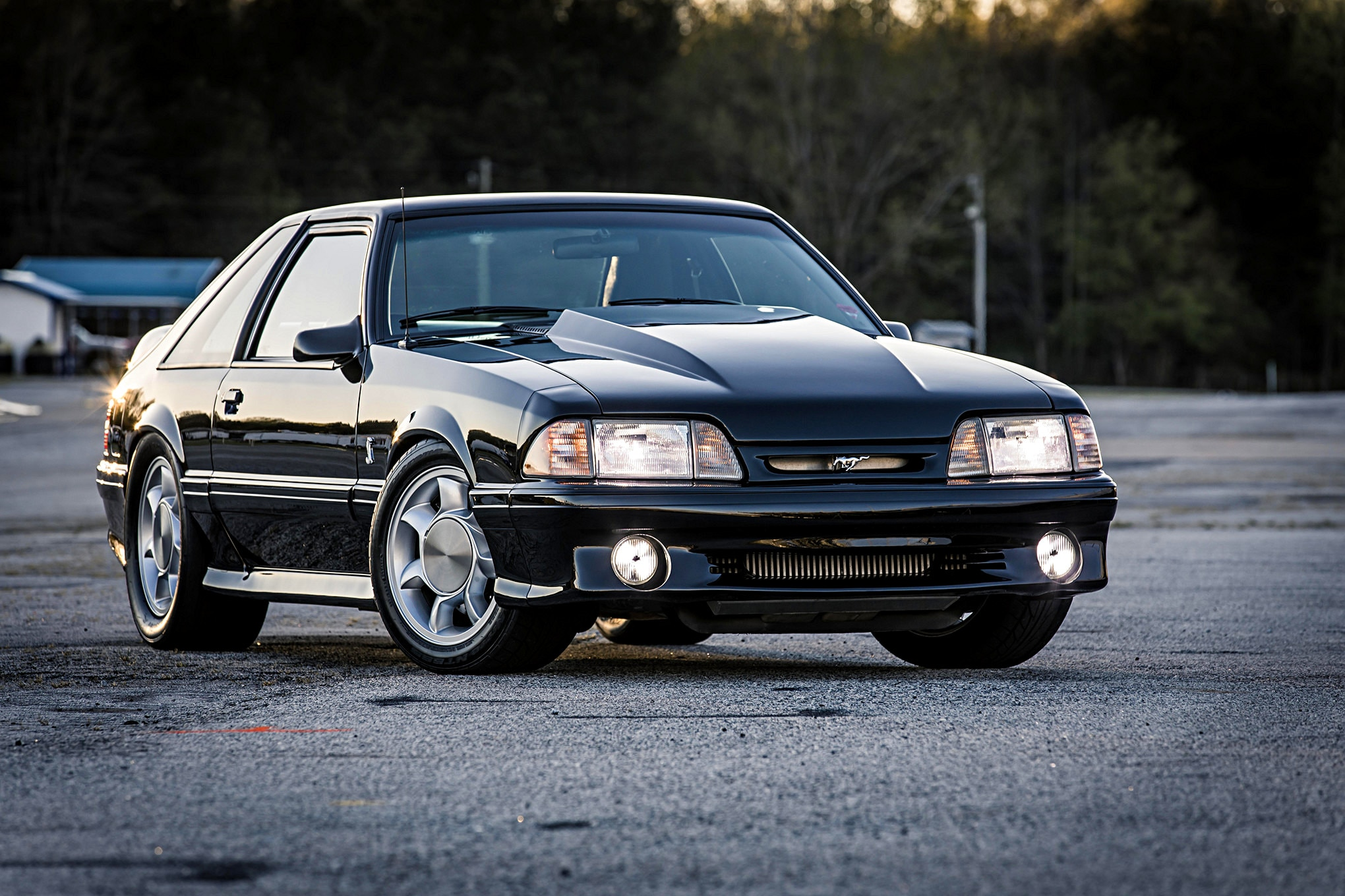 Brad Brand Fox Cobra Mustang Turbo 015