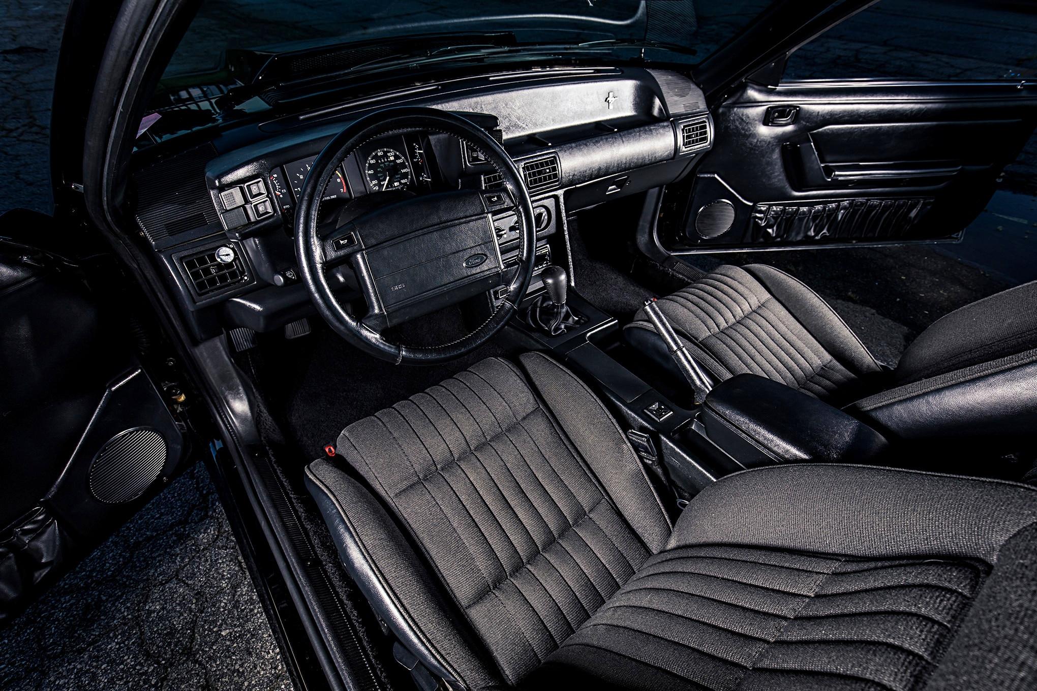 Brad Brand Fox Cobra Mustang Turbo 010
