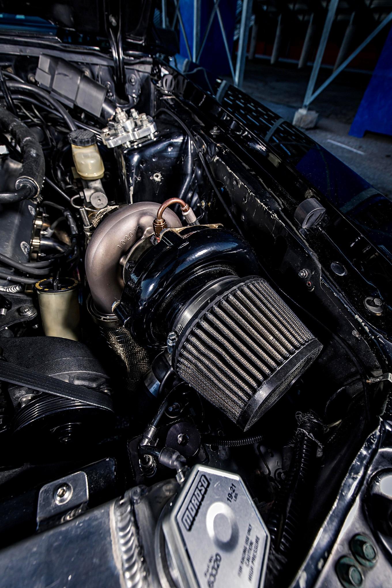 Brad Brand Fox Cobra Mustang Turbo 022