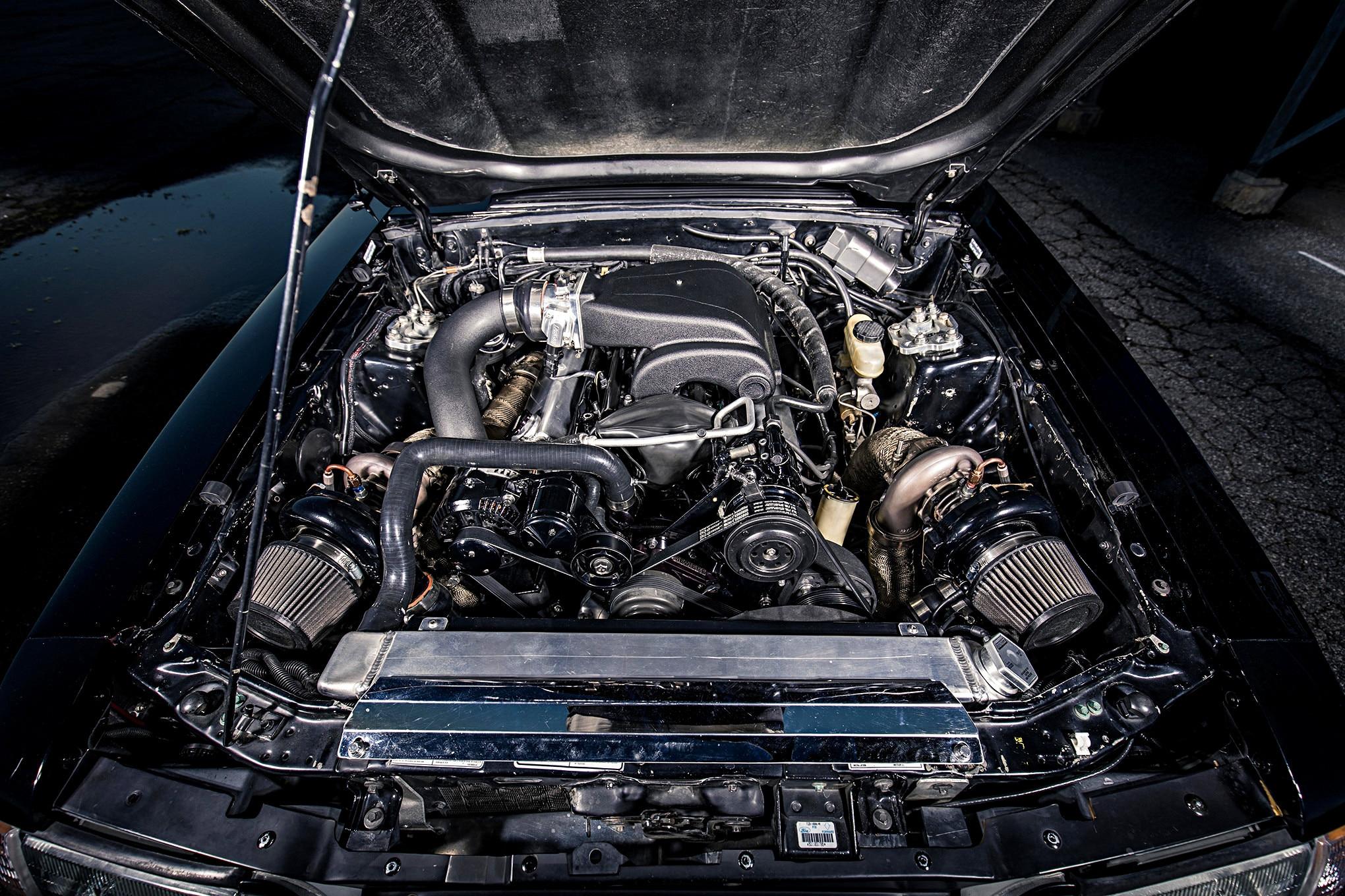 Brad Brand Fox Cobra Mustang Turbo 021