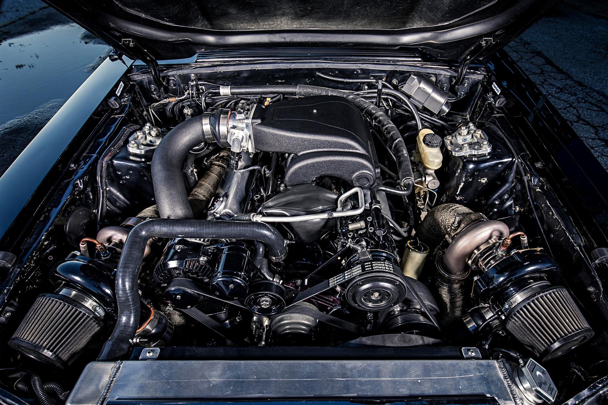 Brad Brand Fox Cobra Mustang Turbo 005