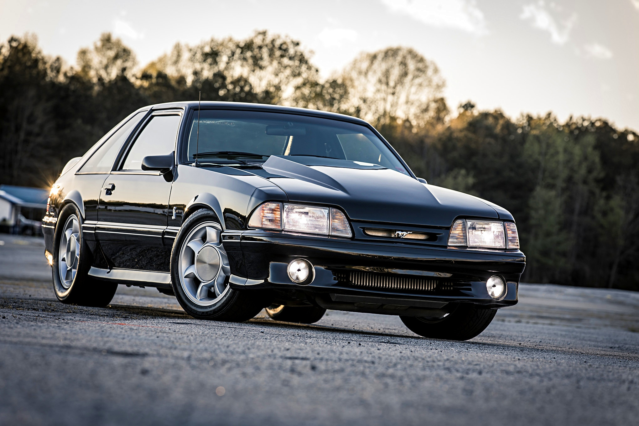 Brad Brand Fox Cobra Mustang Turbo 001