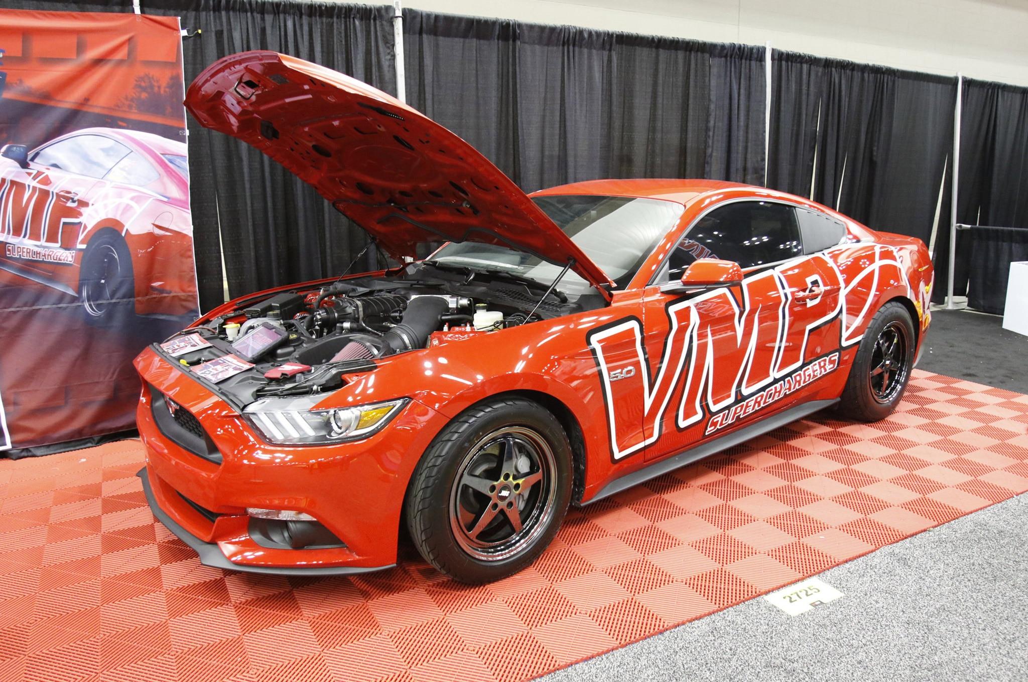 2015 Pri Show Hot Mustang Parts 53