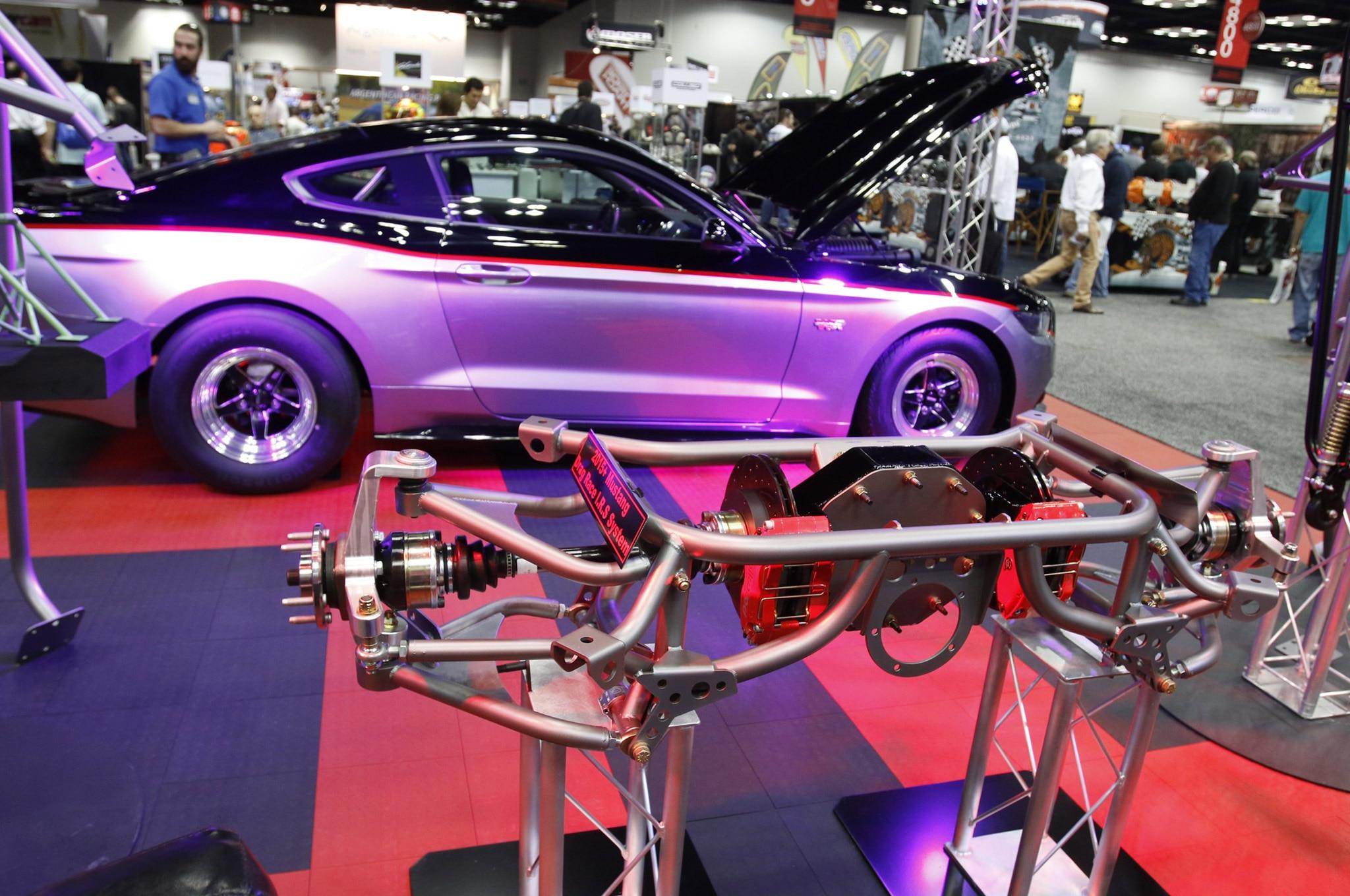 2015 Pri Show Hot Mustang Parts 34