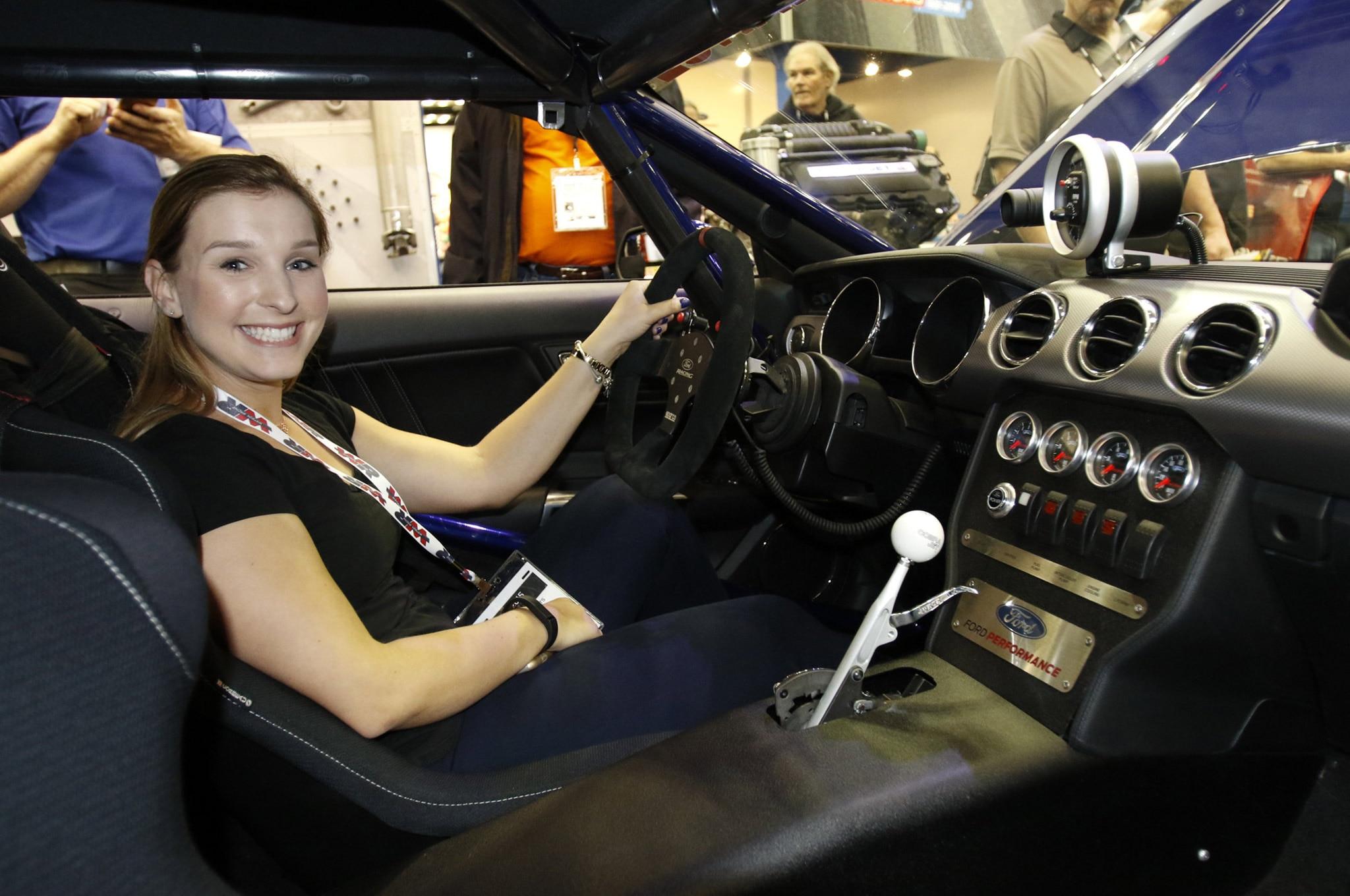 2015 Pri Show Hot Mustang Parts 28
