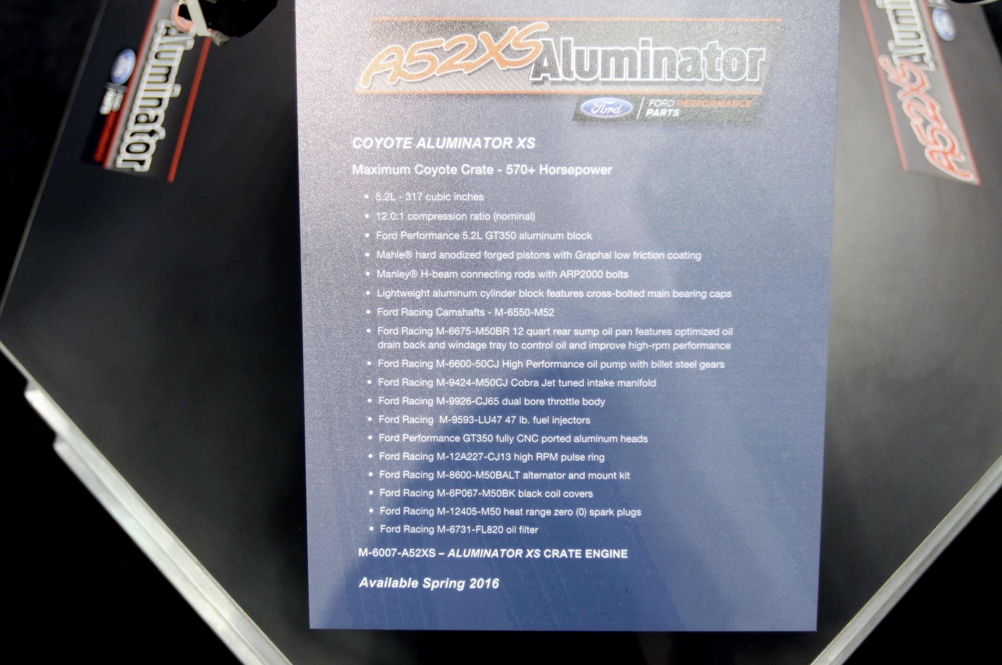 2015 Pri Show Hot Mustang Parts 17