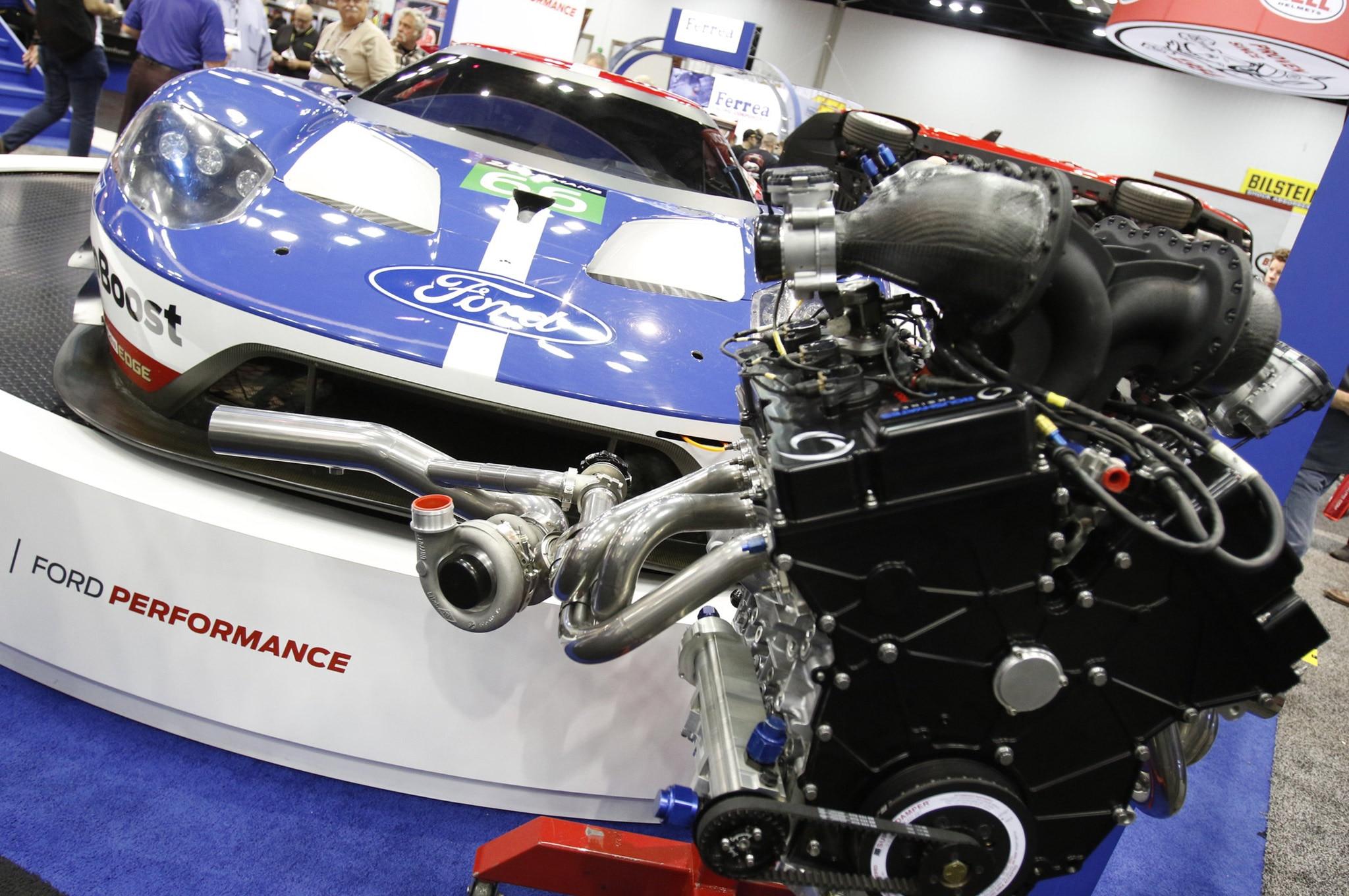 2015 Pri Show Hot Mustang Parts 14