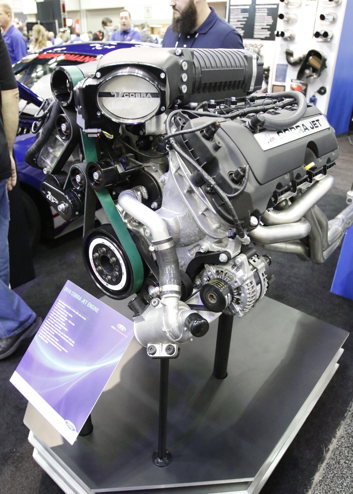 2015 Pri Show Hot Mustang Parts 08