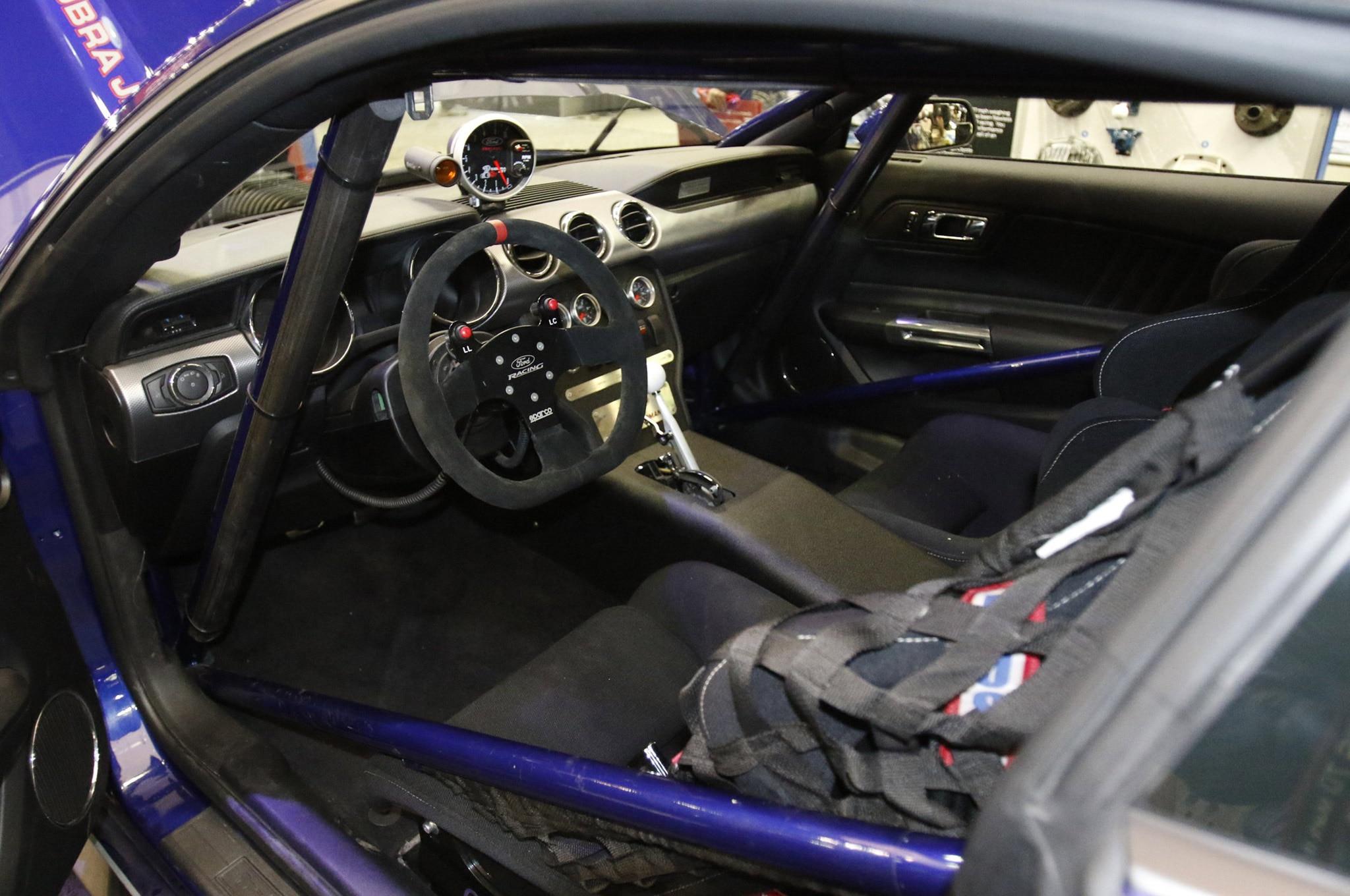 2015 Pri Show Hot Mustang Parts 04