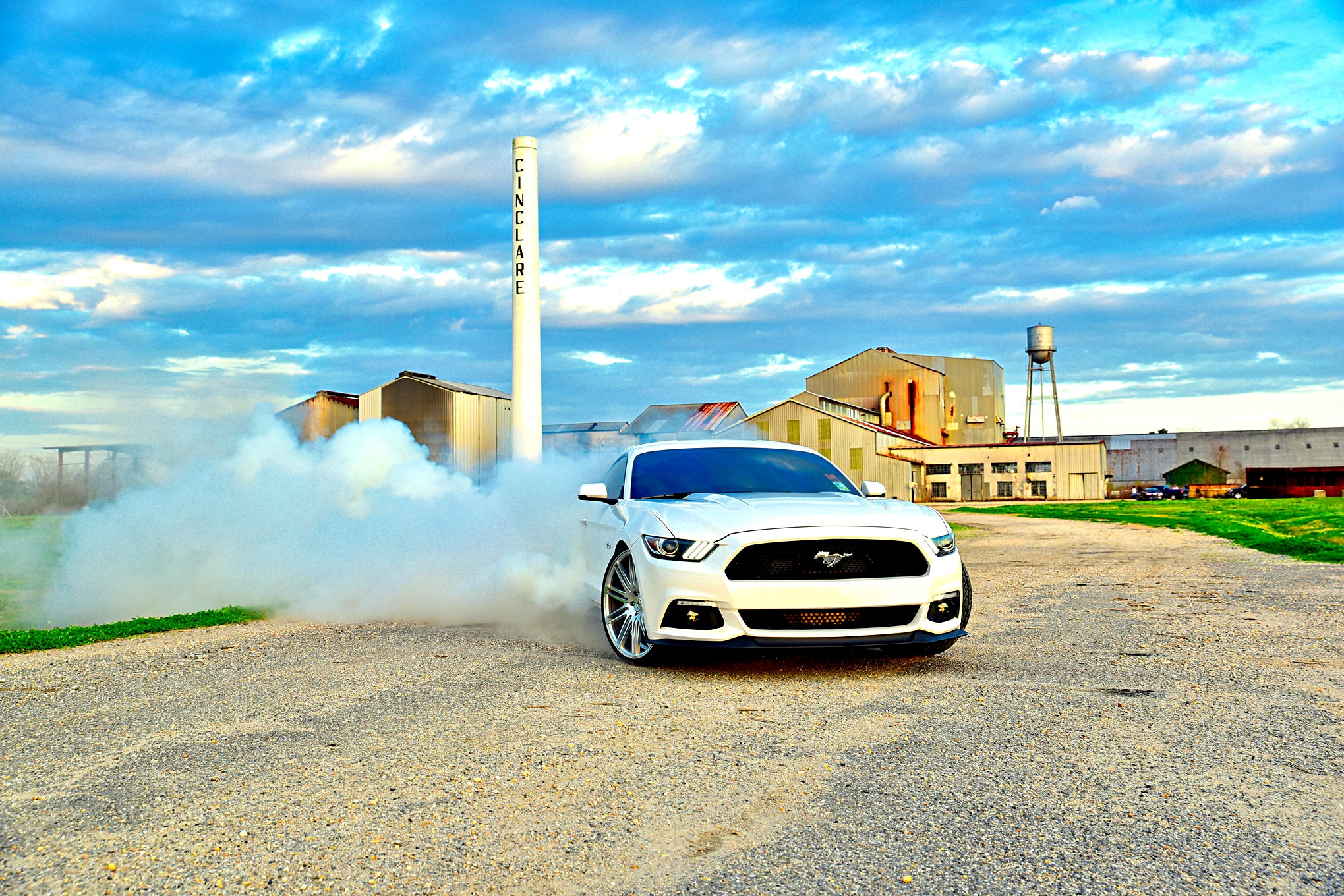 Sheldon Lewis S550 Ford Mustang 021