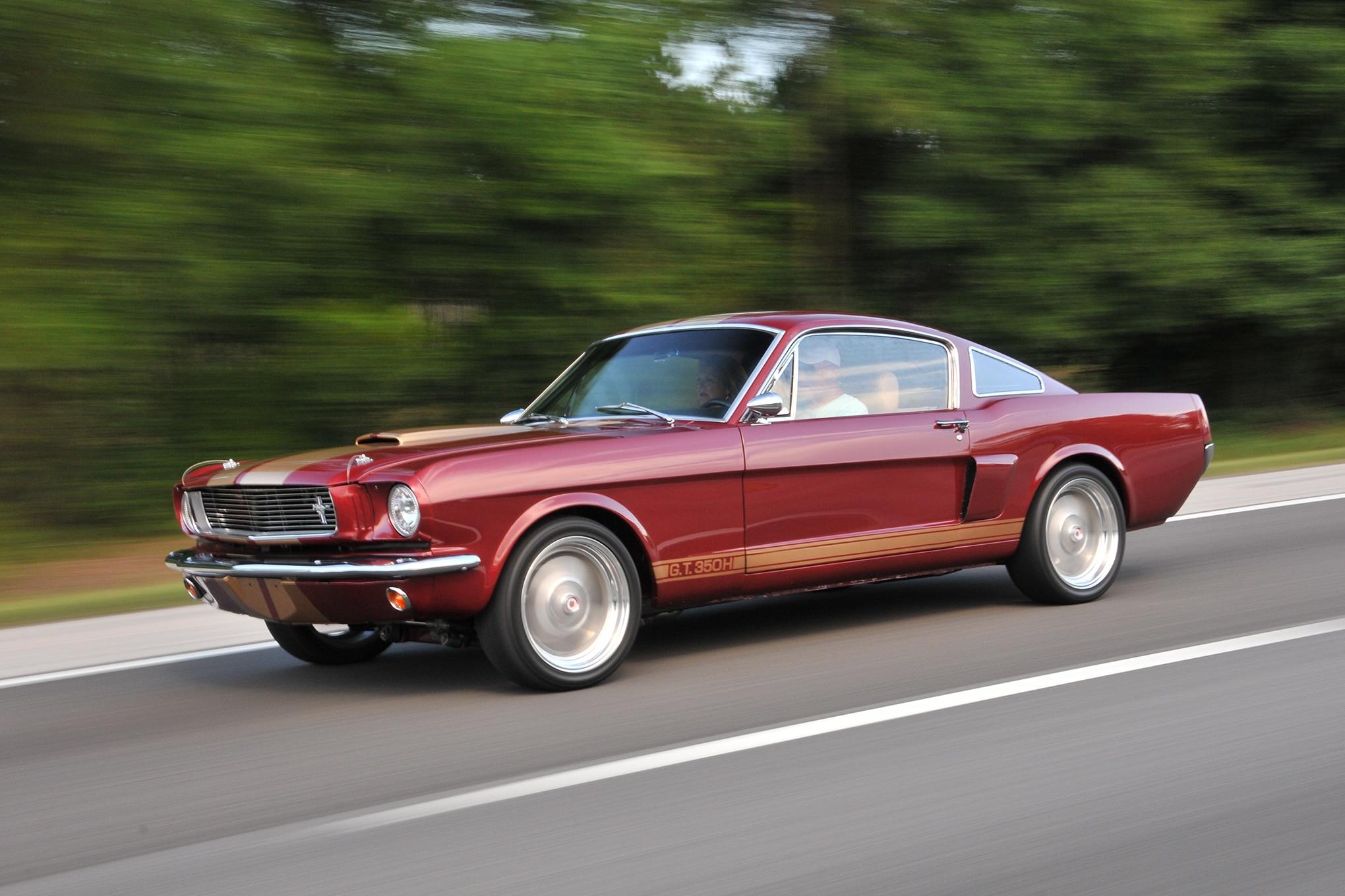 Harrison 1966 Mustang GT350H 01