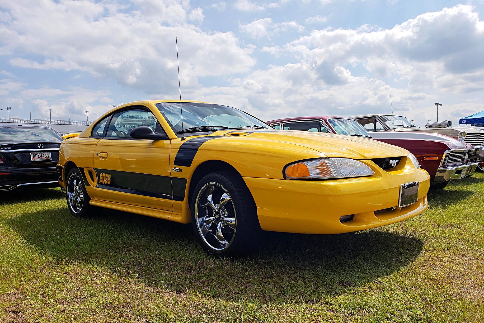 2018 Hot Rod Power Tour Mustangs 067