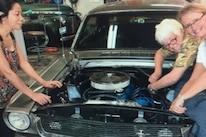 007 1966 Mustang Ashley RSD Bakersfield Family