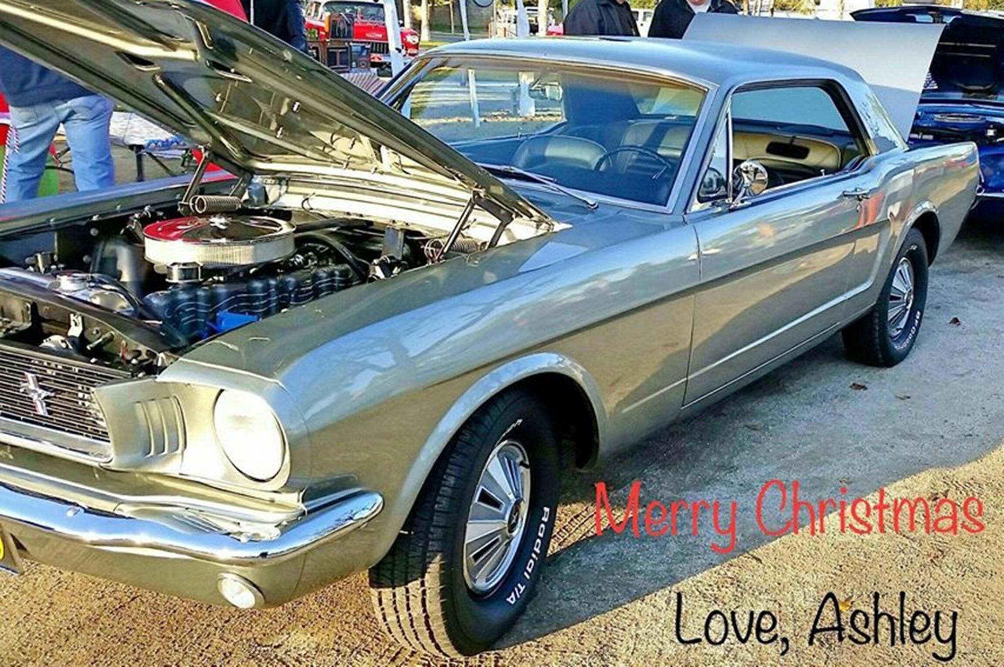 001 1966 Mustang Ashley RSD Bakersfield
