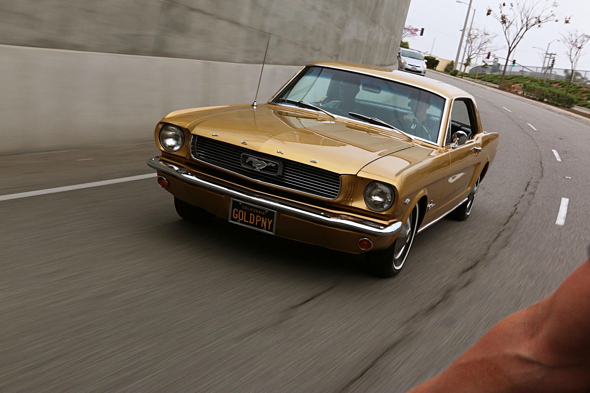 Golden Anniversary Mustang 027