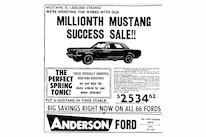 Golden Anniversary Mustang 017