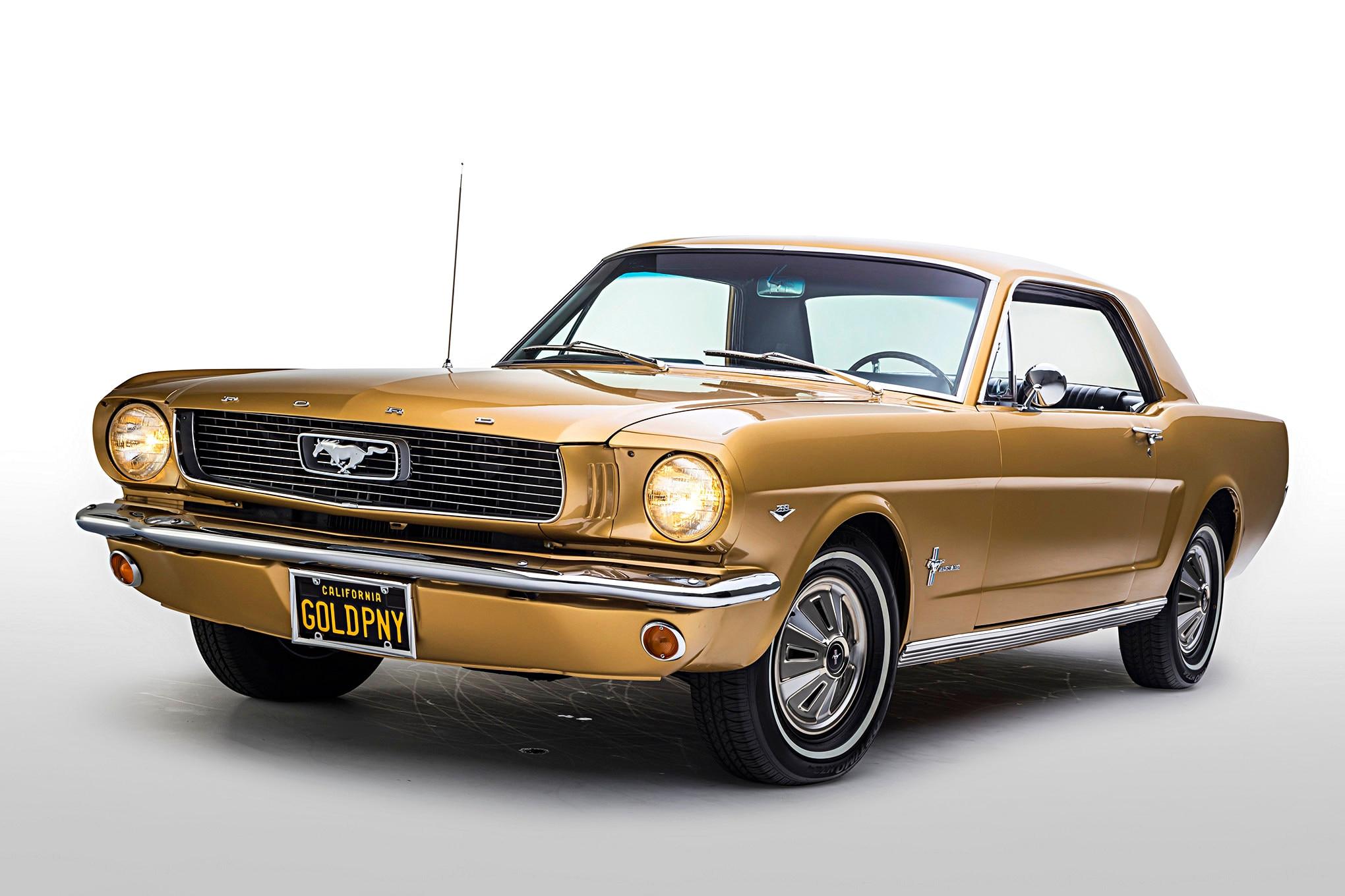 Golden Anniversary Mustang 010
