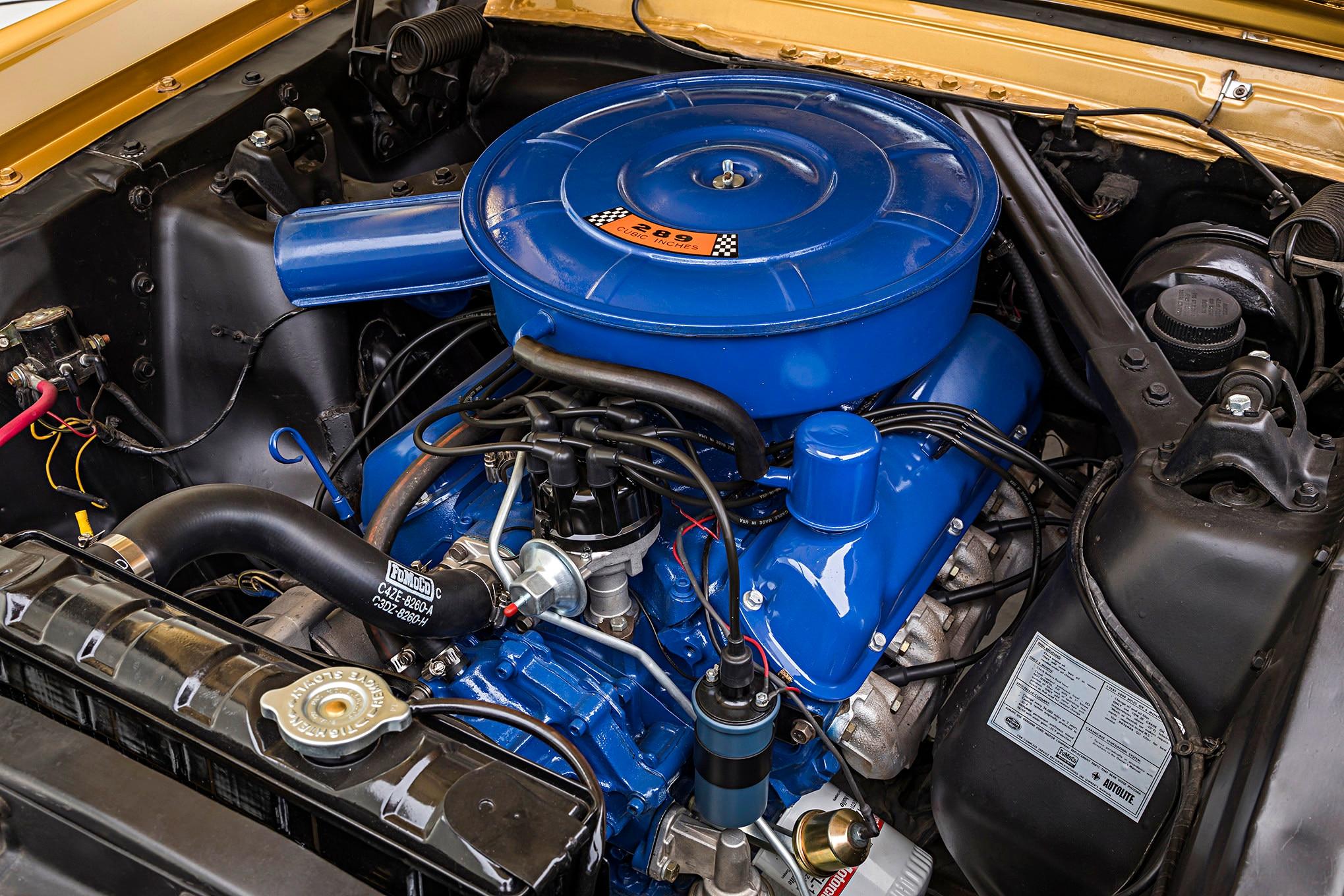 Golden Anniversary Mustang 006