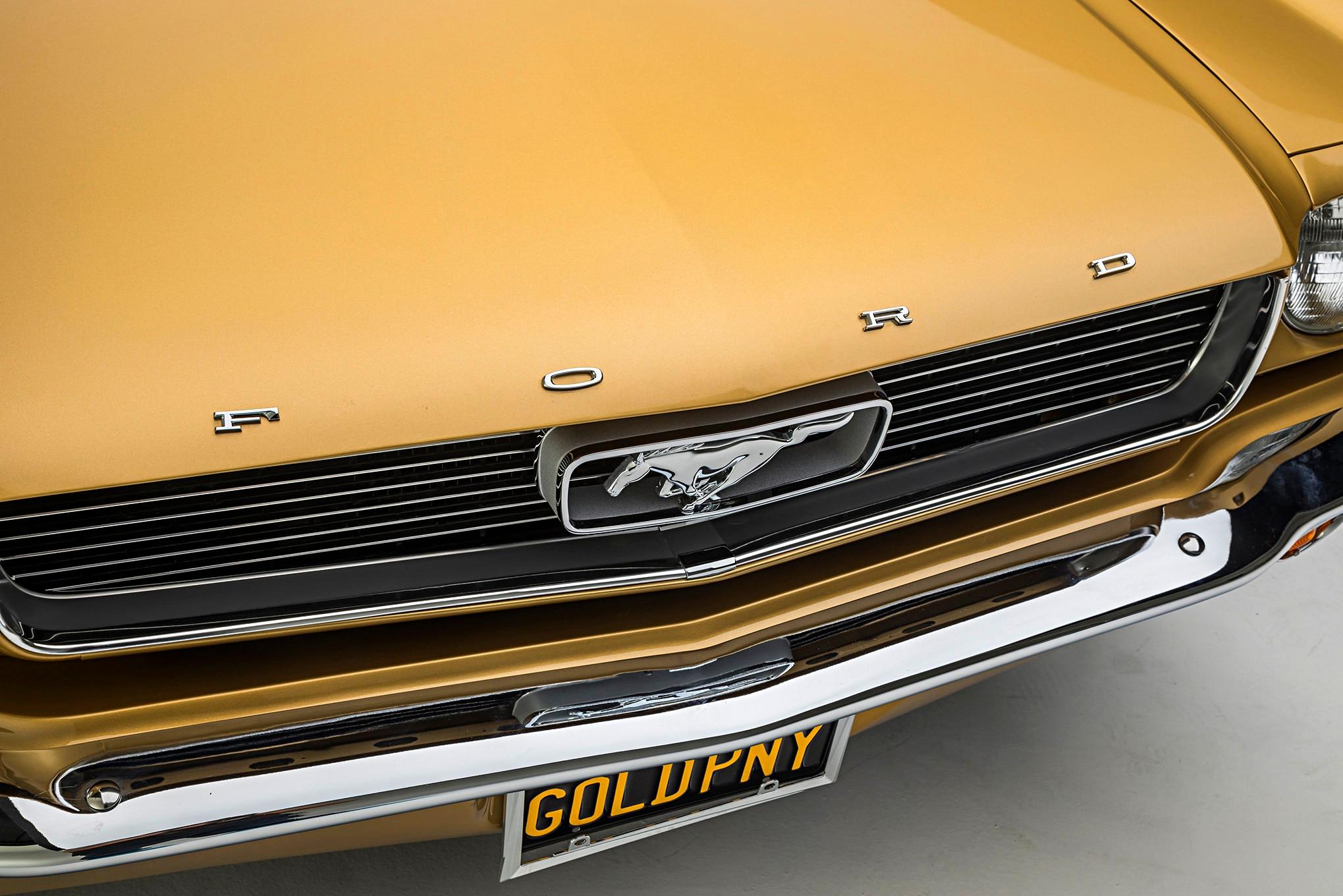 Golden Anniversary Mustang 004