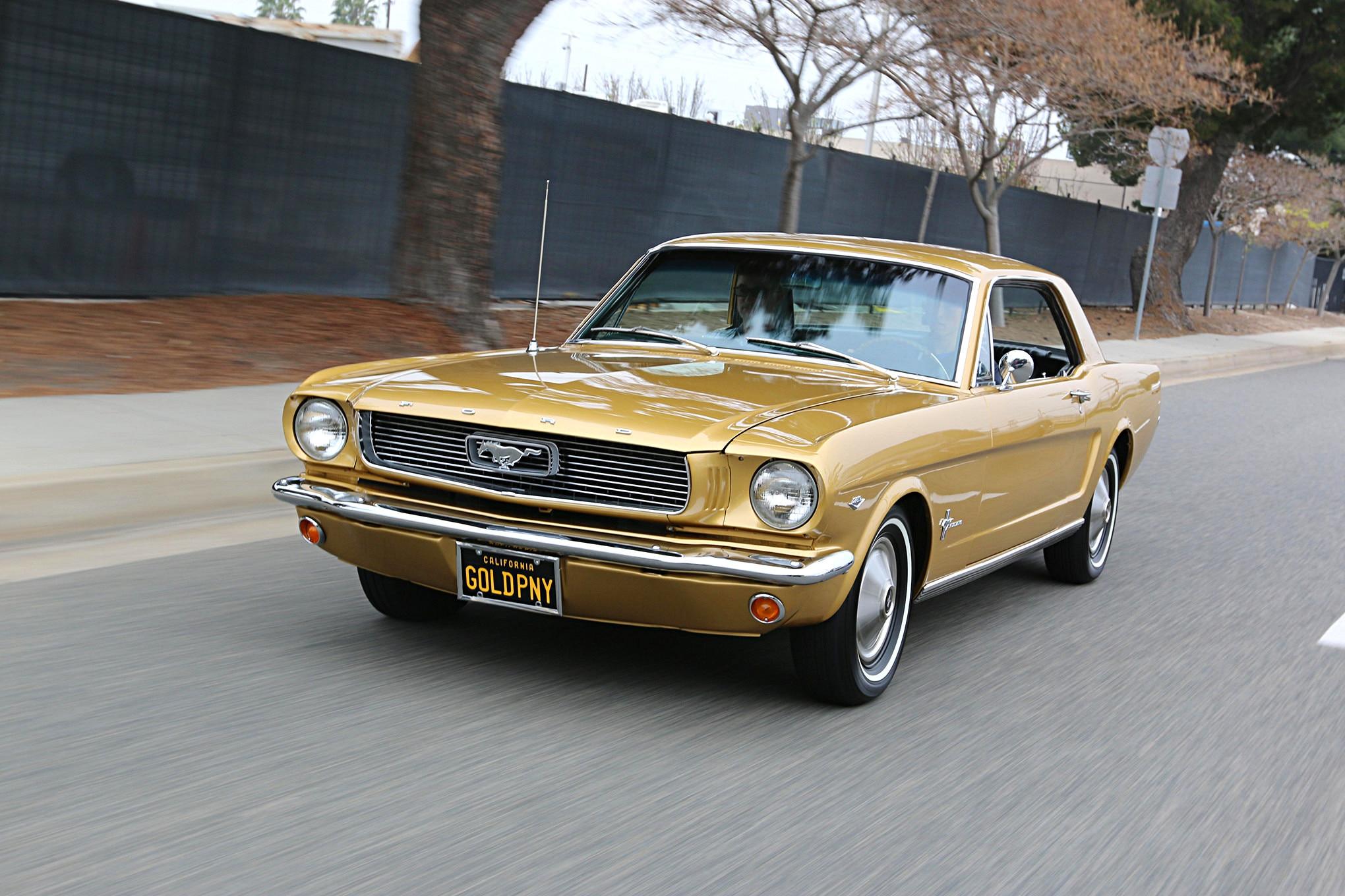 Golden Anniversary Mustang 020