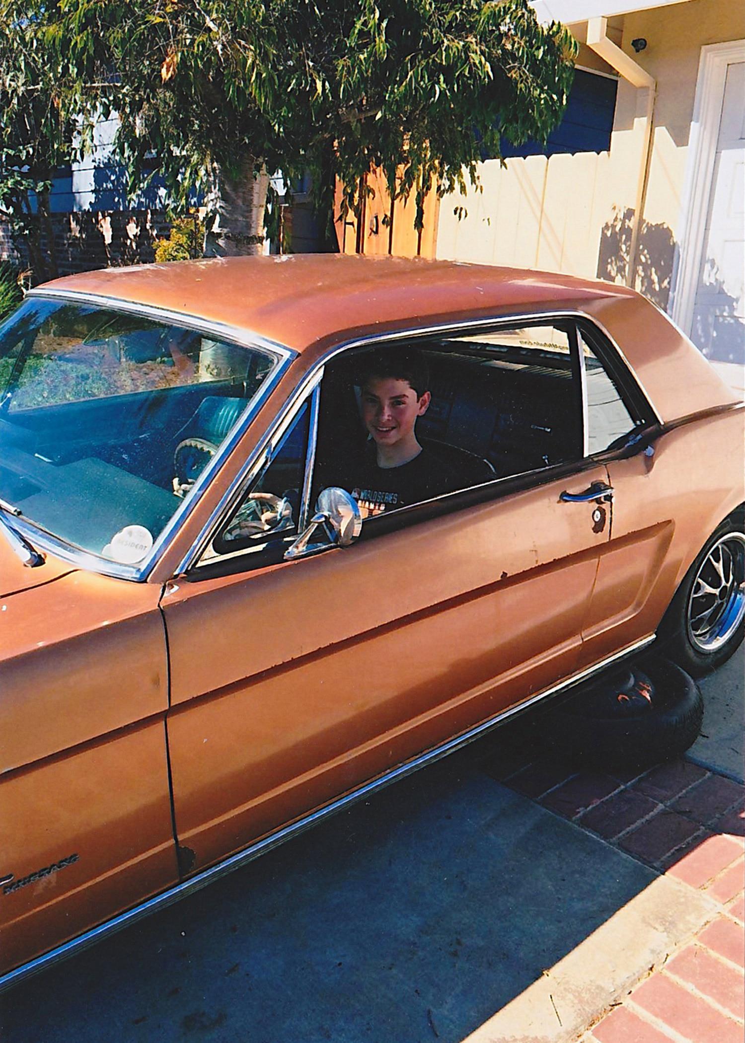 Golden Anniversary Mustang 014