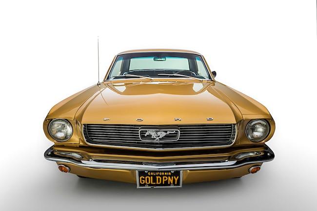 Golden Anniversary Mustang 001