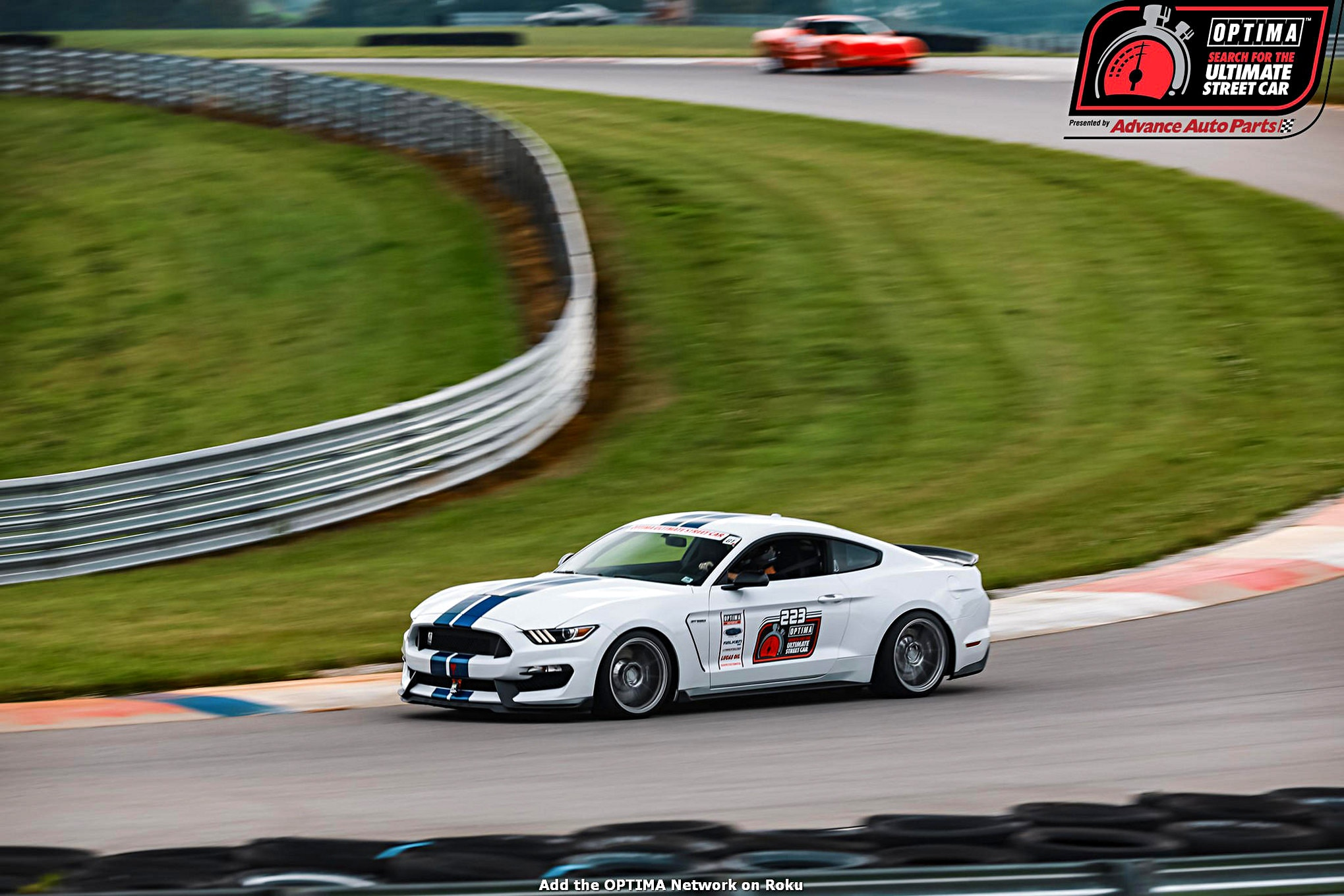 MMFF Charlie Rogers 2017 Ford Shelby GT350 DriveOPTIMA NCM Motorsports Park 2018 612 005