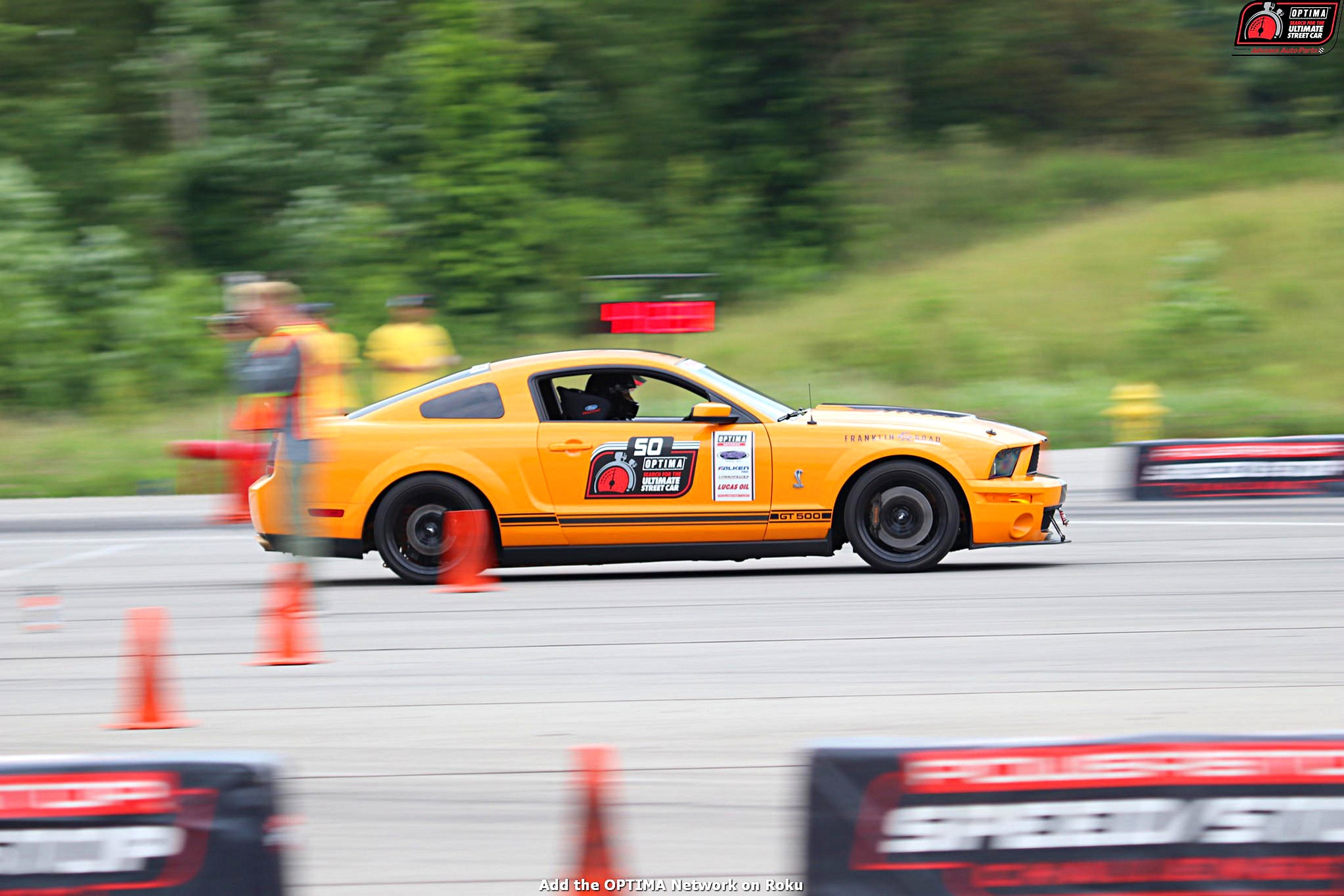 MMFF Jonathan Blevins 2008 Ford Mustang DriveOPTIMA NCM Motorsports Park 2018 87 009