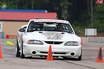 MMFF Paul Williams 1997 Ford Mustang DriveOPTIMA NCM Motorsports Park 2018 145 011