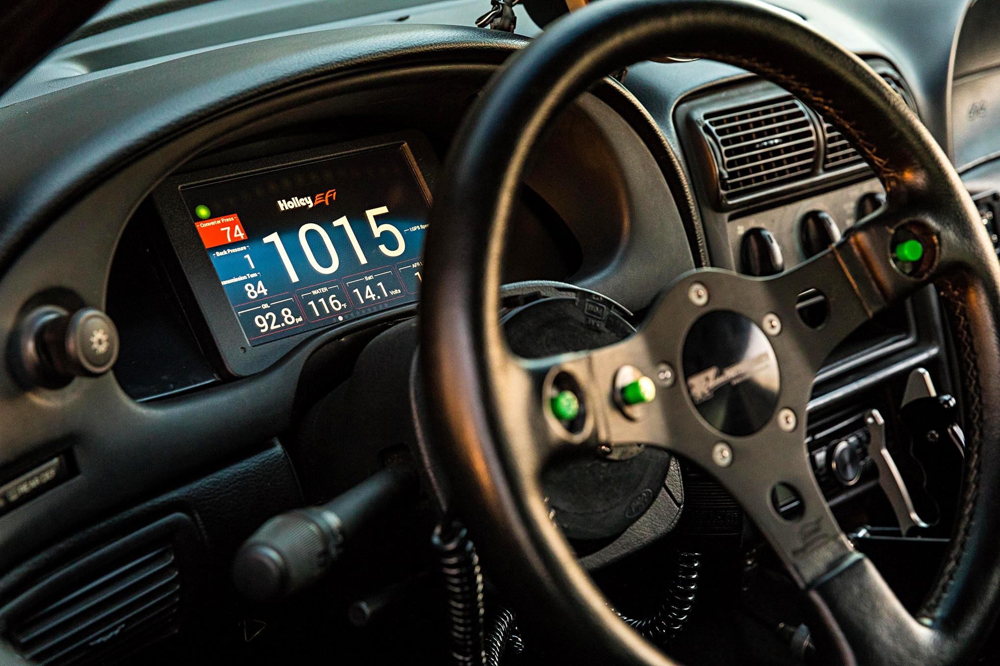 SN95 Kurtis Forsberg 1997 Ford Mustang Gt 018