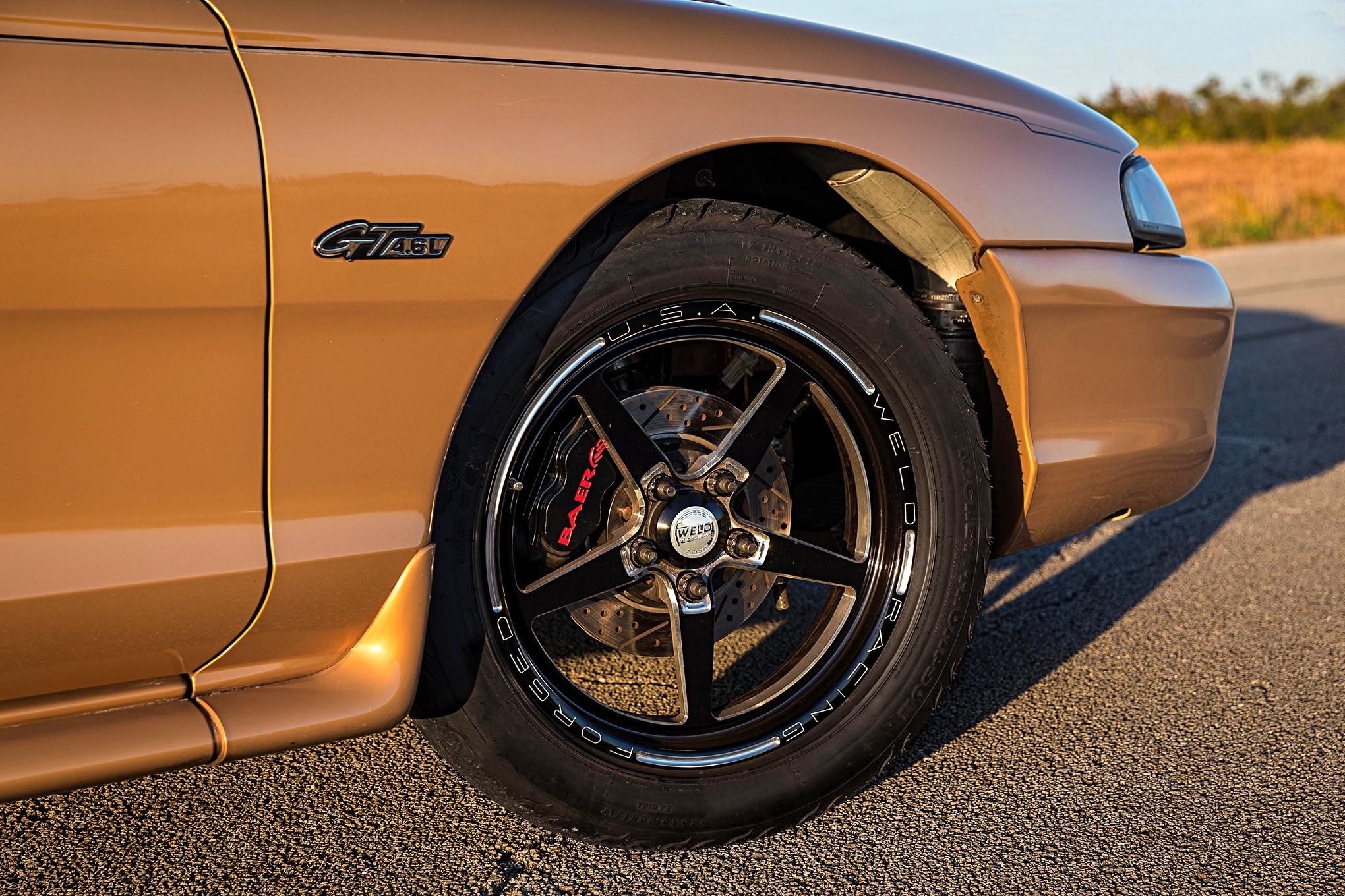 SN95 Kurtis Forsberg 1997 Ford Mustang Gt 008