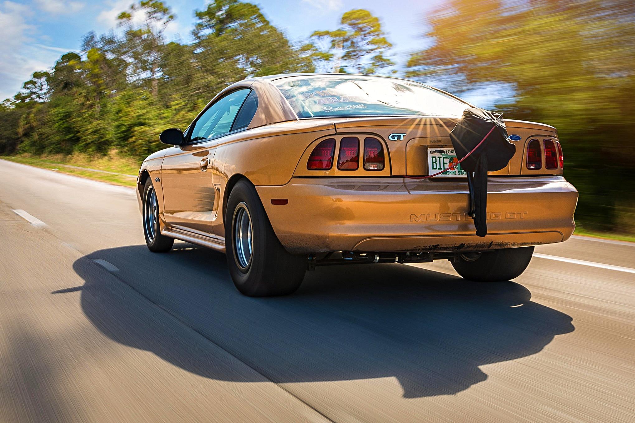 SN95 Kurtis Forsberg 1997 Ford Mustang Gt 002
