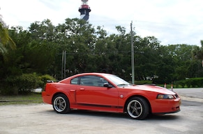 John's ProCharged 2004 Mach 1